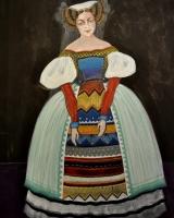 Kostümfrau 2